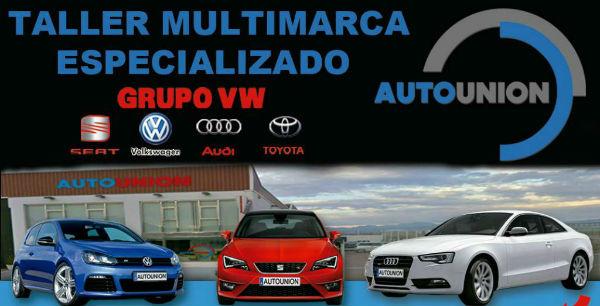 Autounion Taller en Aguilas Murcia